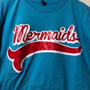 Lost Bros mermaids tee